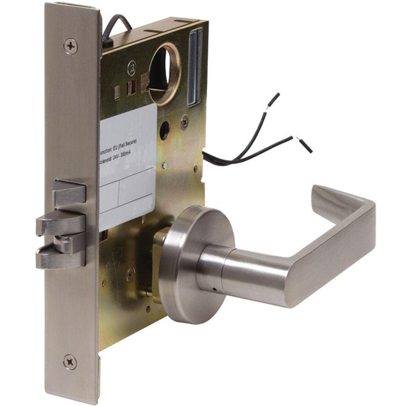 Electromechanical Locks Electrified Mortise Lockset